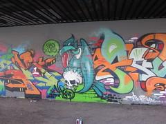 Soup (Trust Your Own) Tags: soup graffiti switzerland dec vulture zrich 31st