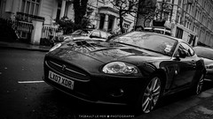 IMG_7555 (Thibault Le Mer | Photography) Tags: street london cars car rain spotted kensington belgravia