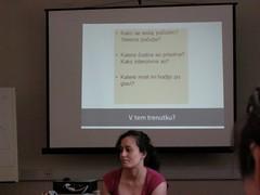 "Vita Poštuvan: delavnica na temo čuječnosti • <a style=""font-size:0.8em;"" href=""http://www.flickr.com/photos/102235479@N03/11714812076/"" target=""_blank"">View on Flickr</a>"