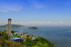 Clear blue (Phey Palma) Tags: blue night hongkong dawn yahoo day skies dusk clear