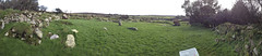 Carn Euny Iron Age village.