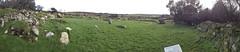 Carn Euny Iron Age village.