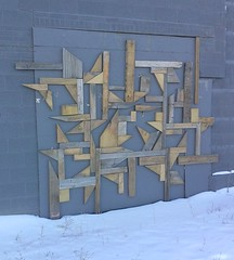 Wood Art Renegade (SAINTPAULSLIM) Tags: oak triangle balsa birch plywood mdf laminate hardboard veneer skilsaw
