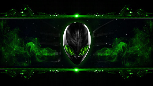 Alienwaregreen