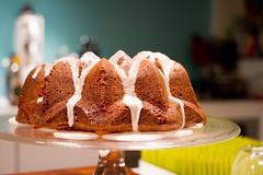 365.32 | lemon bundt (mintyfreshflavor) Tags: food cooking kitchen baking lemon 365 tania bundt 365days