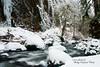 Abiqua in Ice VIII (Photos by Wesley Edward Clark) Tags: oregon silverton scottsmills abiquacreek