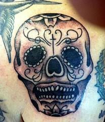 tattoo sugarskull