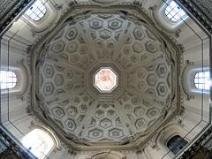 Roma Chiesa di S.Maria della Pace (adrianovero) Tags: rome roma cupole
