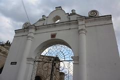 Arco Blanco (linkogecko) Tags: san pedro y pablo teposcolula oaxaca méxico mexique mexico messico 2009 arquitectura architecture centro downtown town pueblo village