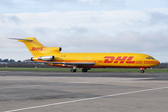 HZ-SND B727-223F DHL (SNAS Aviation) (n707pm) Tags: ireland painting airplane airport aircraft airline boeing dub freighter dhl dublinairport b727 eidw 727f oodhx eirtech hzsnd 1042014 n853aa dublin1stapril2014 anasaviation cn20994