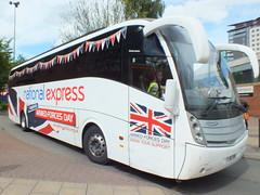 PJ61EWP Silverdale Tours LTD (WesternSMT) Tags: leeds national express coopers vanhool levante irizar eavesway