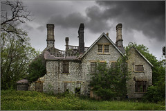 Location Location (Capt' Gorgeous) Tags: house southwales ruin derelict urbex