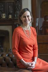 Headmistress (St George's, Ascot) Tags: school orange st head ascot smiley georges headmistress