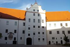 Schloss Dillingen an der Donau (palladio1580) Tags: bayern schloss burg schwaben dillingenanderdonau
