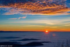 Sun (Patrick-Wiesler) Tags: badenweiler deutschland schwarzwald wieslerfoto burg sun sunset vogesen wiesler canon blauen sonne sky clouds sunrise fog nebel manfrotto orange baden weilertal castle best phorex jaworskyj