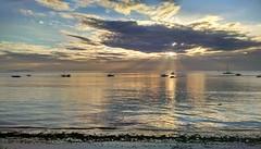 Nungwi Beach - Zanzibar (Matt Champlin) Tags: hump humpday wednesday old archive phone beach sunset dhow boating paradise beautiful africa zanzibar tanzania 2014 travel amazing safari exotic warm summer
