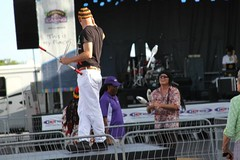 165974_392384554158650_159409116_n (Tim4Hire) Tags: flower sticks florida circus clown hollywood juggling juggler southflorida broward maimi devilsticks wwwtim4hirecom