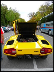 Lamborghini Countach LP400 (kity54) Tags: auto old classic cars car automobile voiture coche older supercar lamborghinicountach supercars ancienne ancien sportive italienne vhicule lp400 cvgseptembre2011