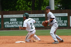 Baseball vs Richmond (A10 Tournament), 5/22/2013, Chris Crews, DSC_2445 (NinerOnline) Tags: university baseball spiders 49ers richmond tournament unc a10 uncc charlote ninermedia