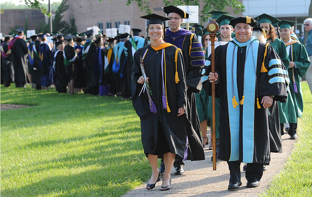 Wilmington University conducted its 43rd annual commencement ceremony at its Georgetown location at Delaware Technical & Community College Carter Partnership Center on May 21.