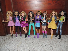 Disney VIP Dolls (They Call Me Obsessed) Tags: alex up montana dolls good farm ashley ant hannah rocky it disney bridget luck vip shake cece bella barbies cyrus selena gomez channel russo wizards tisdale miley thorne chyna charile sharpay zendaya fabouls mendlr