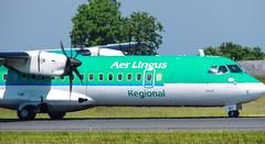 EI-FAS ATR 72-600 (Ronan McCormick) Tags: ireland dublin aircraft regional aerlingus dublinairport atr72600 eifas ilobsterit