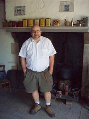 FreD. Muse des Traditions populaires et agricoles, Chassignoles, Indre. (Only Tradition) Tags: gay man france frankreich calvi fat frana belly mature mpb frankrijk francia franca calvo chauve malepatternbaldness calvos franciaorszg calb  frana