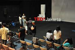 TEDx Jakarta Preparation