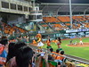 P1000491 (celeste_mer) Tags: 棒球 統一獅 台南棒球場 2009年