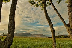 Towards Applecross in the gloaming. (seonaidgreen) Tags: night landscape scotland highlands twilight midsummer scottish plockton gloaming applecross scottishhighlands