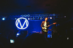 The Maine + Anberlin at SOMA (Johhnnyyv) Tags: show california lighting light shadow musician music motion art colors musicians contrast fun photography concert lowlight mine artist ipod close singing unitedstates sandiego action candid stage crowd livemusic band wideangle indoors singer soma lydia noise alternative bts candidphotography ipodtouch themaine somasd johnocallaghan fromindianlakes johnnyvphotography