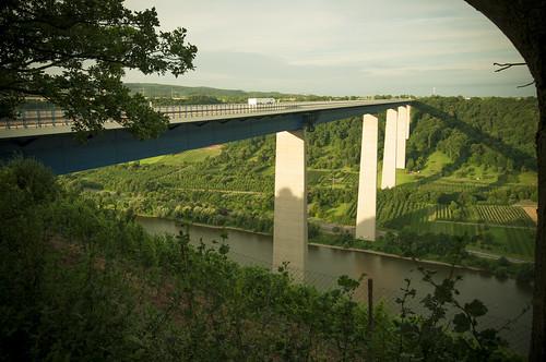 Koblenz - Moseltalbrücke
