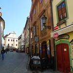 UNESCO-World Heritage Site Cesky Krumlov, Krumau