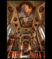 Mareit (Kemoauc) Tags: italy church nikon south chapel baroque hdr topaz hbm mareta photomatix tyrolia ridnaun ridanna d300s mareit kemoauc