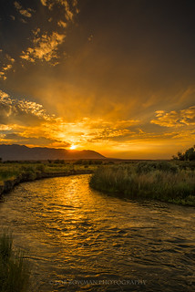 Owens River, California