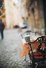 Waking up from a dream in Rome (Sator Arepo) Tags: leica italy rome bar table 50mm restaurant chair europe bokeh terrace dream coffeeshop f1 noctilux tearoom m9 pavestones leicam9
