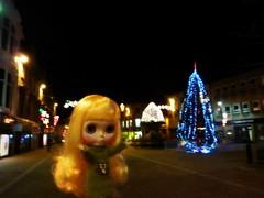 Enjoying the Christmas Lights in Elgin (Bebopgirl1969) Tags: scotland christmaslights blythe elgin moray icerune
