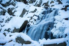 Schooley's Mountain Waterfall (pj.mcdonnell) Tags: snow ice waterfall newjersey nj blizzard schooleysmountain