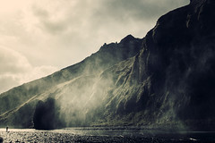 Fjord Freedom (West Leigh) Tags: travel mystery iceland adventure explore canon7d