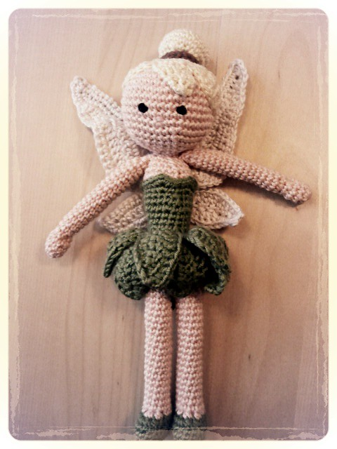 The Worlds Newest Photos Of Amigurumi And Tinkerbell Flickr Hive Mind