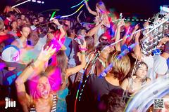 [2160] Javier Misa, Bikini Beach, Sunset's Beach - Summer 2014 (Ojo Torpe) Tags: party uruguay dance maldonado puntadeleste bikinibeach playabikini progressivesounds javiermisa yongnuo560ii yongnuorf603 canon430ii bikinisunset bikinibeach2014
