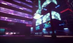 Metropolis City (``MeganPrumier) Tags: city club secondlife metropolis fi sci temperance