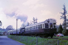 69 033 270469 Dart Valley (The KDH archive) Tags: 1969 railway dvr pannier 6435