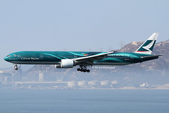 Cathay Pacific (CX/CPA) / 777-367ER / B-KPF / Asia's World City / 02-02-2014 / HKG (Mohit Purswani) Tags: airplane aircraft aviation jets airplanes cx 7d planes boeing 777 hkg 100400mm skydeck canon100400 clk cathaypacific widebody planespotting boeing777 cpa hkia commercialaviation airlinersnet 100400l swire cathaypacificairways civilaviation canonphotography 777300er 77w cathaypacificcargo asiasworldcity aviationphotography jetphotosnet jetphotos boeing777300er vhhh demandmedia swiregroup 25r boeingcorporation b77w specialscheme 100400llens canon7d boeing77w widebodyaircraft swirepacific 7dphotography canon7dphotography ahkgap