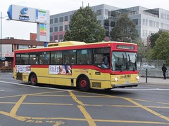 Nationalbus 286 Box Hill (Guy Arab UF) Tags: man bus buses box hill 1988 entrance australia melbourne victoria step mk2 286 sl200 ansair nationalbus 1184ao