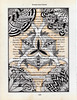 fallen in love 001 (Jo in NZ) Tags: blackandwhite drawn foundtext foundpoetry zentangle nzjo zendoodle