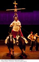 Calacas de Bartabas / Théâtre équestre Zingaro (Theatre de Caen) Tags: france art cheval arts culture théâtre fra chevaux spectacle aubervilliers equestre bartabas