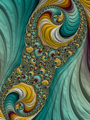 Silky Swish (BKHagar *Kim*) Tags: design math formula fractal mathematical frax bkhagar fraxhd