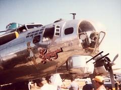 Boeing B-17 Flying Fortress (2wiice) Tags: flying madera b17 boeing fortress flyingfortress boeingb17 boeingflyingfortress b17flyingfortress boeingb17flyingfortress gatheringofthewarbirds maderagatheringofthewarbirds maderawarbirds