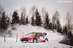 2017 WRC Rally Sweden (Michelin Motorsport_Rally) Tags: motor sport motorsport car 2017 auto rallye 17 rally championnatdumondedesrallyes wrc worldrallychampionship swe sweden torsby karlstad hagfors norway